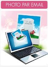 photo par email
